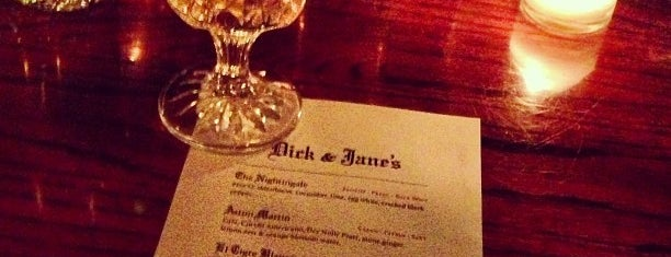Dick & Janes is one of Clinton Hill.