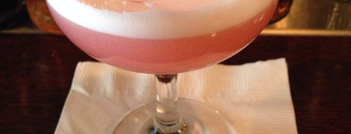 Clover Club is one of BKLYN drinks.