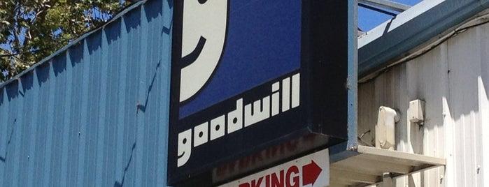 Goodwill is one of San Luis Obispo 2017.