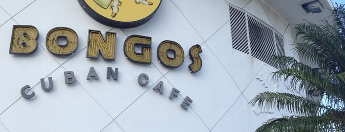 Bongo's is one of Miami's Best Nightclubs - 2013.