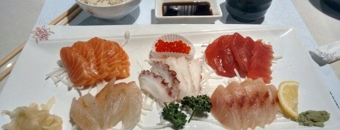 Shogun Sushi is one of Lieux qui ont plu à Amandine.
