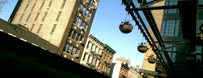 Bowery Hotel Rooftop Bar is one of NYC Bars & Clubs.