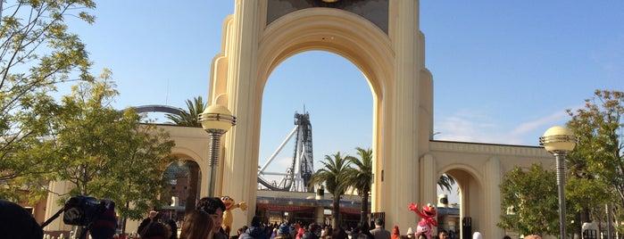 USJターミネーター横喫煙所 is one of Universal Studios Japan.