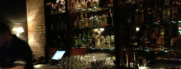 Bar Bijou is one of Berlin Bars (zitty/tip).
