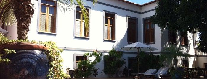 Casa de Santo Antônio - Hotel de Charme is one of Lugares favoritos de Ranna.