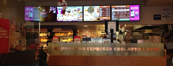 Dunkin Donuts is one of Foodie 2.