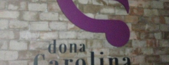 Dona Carolina is one of TIMBETALAB.