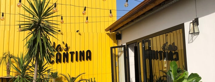 Da's Cantina is one of URLA.
