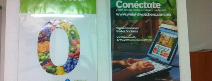 Weight Watchers is one of Salud.
