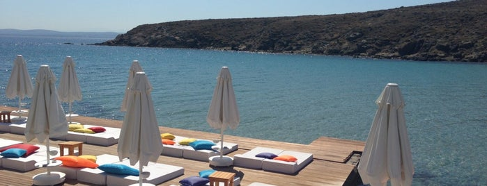 Pelagos Hotel Beach Club is one of Orte, die Ayça gefallen.
