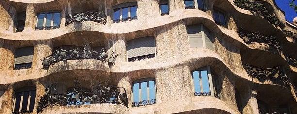 La Pedrera (Casa Milà) is one of Barcelona in a weekend.