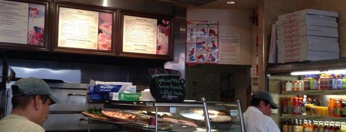 Europan Pizza Cafe is one of Locais curtidos por Leah.