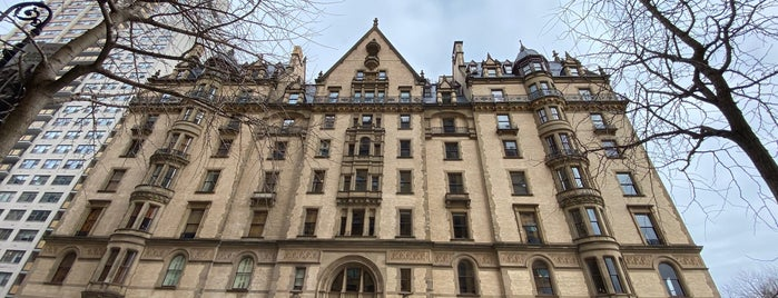The Dakota is one of NYC.