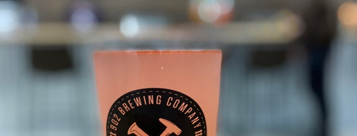 902 Brewing Company is one of Covid.