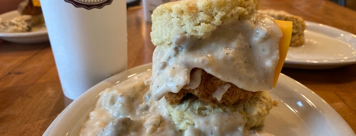 Maple Street Biscuit Company is one of GA.