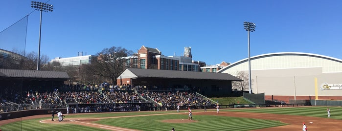 Russ Chandler Stadium is one of Richard's Liked Places.