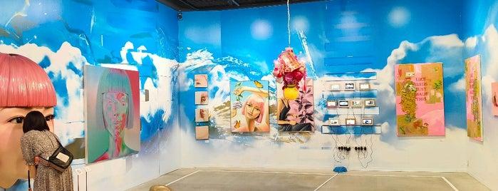 Diesel Art Gallery is one of Stacey Tokyo 2017.