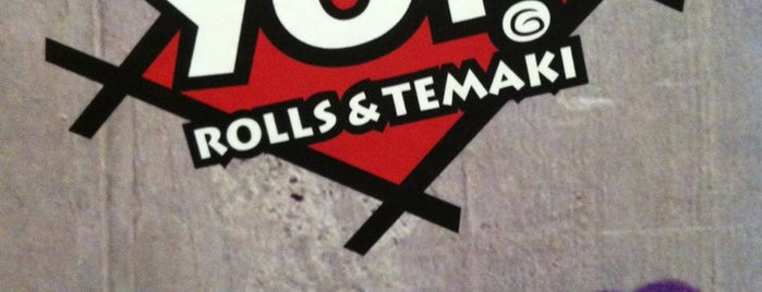 Yoi! Rolls & Temaki is one of Vila Romana e região.