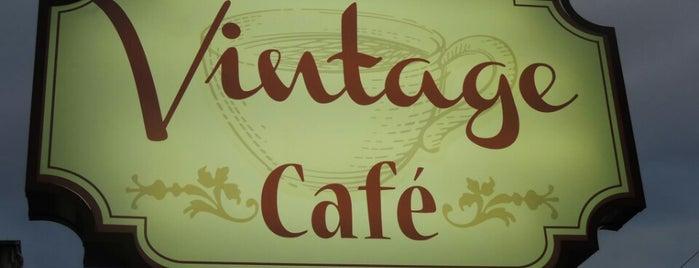Vintage Café is one of Posti che sono piaciuti a Βίκυ.