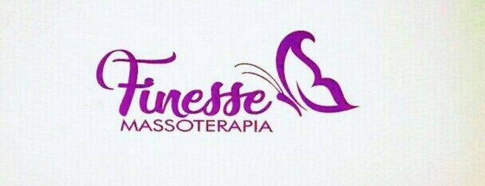 Finesse Massoterapia is one of Lieux qui ont plu à Katy.
