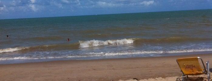 Praia do Cabo Branco is one of Lugares favoritos de Katy.
