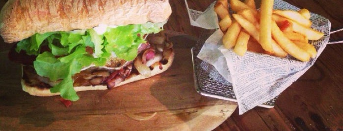 Bonarche Burgers is one of Inner West Best Food and Drink locations.