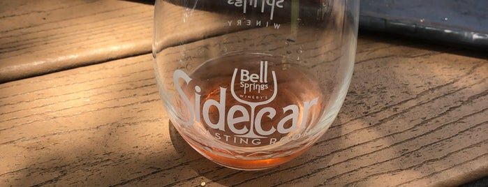 Bell Springs Winery is one of Austin.