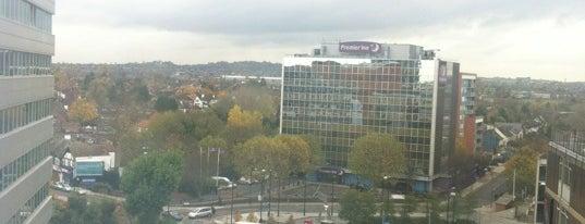 Wembley FC is one of Tempat yang Disukai Carl.