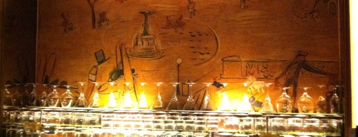 Bemelmans Bar is one of NYC Drinks.