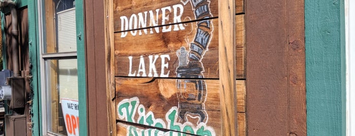 Donner Lake Kitchen is one of Truckee.