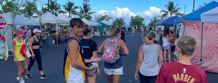 Keauhou Farmer's Market - Sheraton is one of Hawai'i.