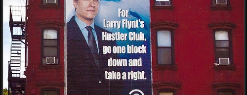 Larry Flynt's Hustler Gentlemen's Club NYC is one of Places to Visit.