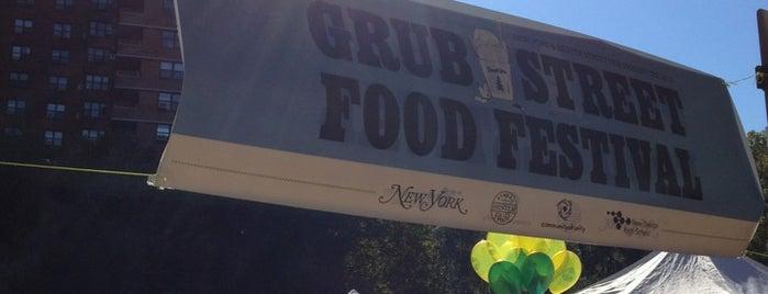 Grub Street Food Festival is one of สถานที่ที่ Angelica ถูกใจ.