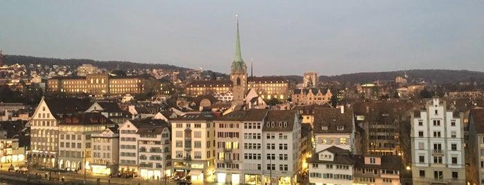 Kreis 1 - Altstadt is one of Part 3 - Attractions in Europe.