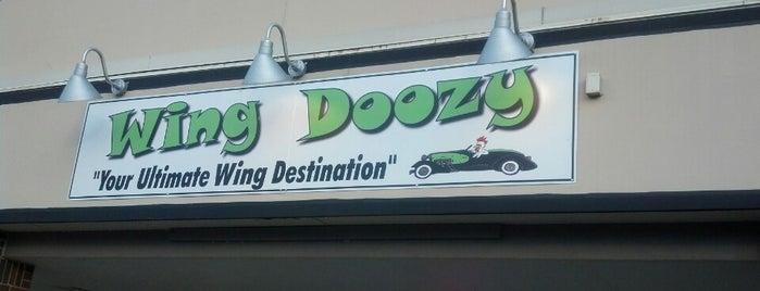 Wing Doozy is one of Katy 님이 저장한 장소.