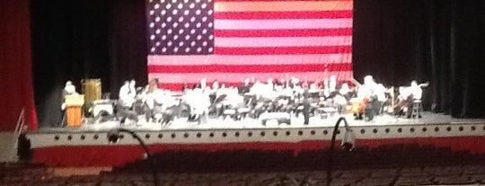 Soldiers and Sailors Memorial Auditorium is one of สถานที่ที่ Hank ถูกใจ.