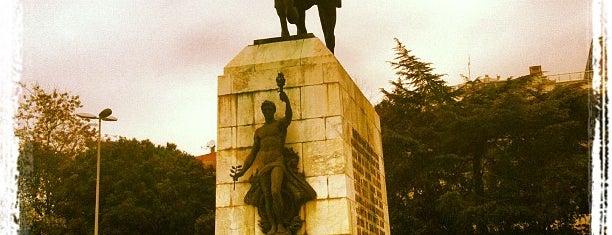 İnönü Parkı is one of Locais curtidos por Mehmet.