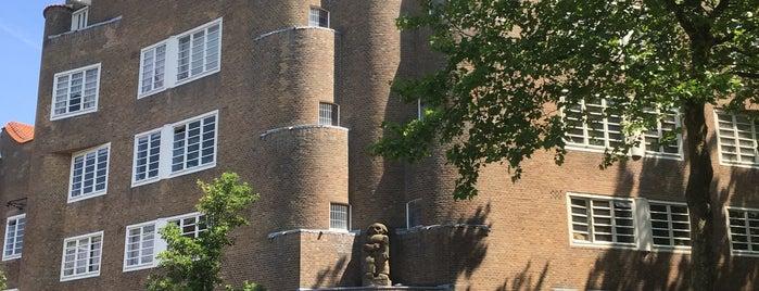Bezoekerscentrum De Dageraad is one of All Museums in Amsterdam ❌❌❌.