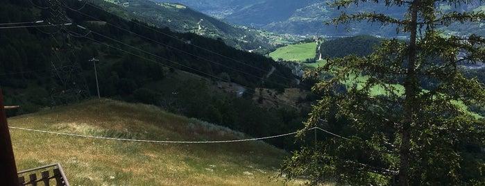 Valle d'Aosta is one of Lieux qui ont plu à Ico.
