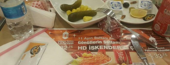 HD İskender is one of Tempat yang Disukai AbNuR.