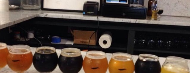 Finback Brewery is one of Bars.
