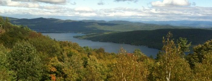 Prospect Mountain is one of Orte, die Nicholas gefallen.