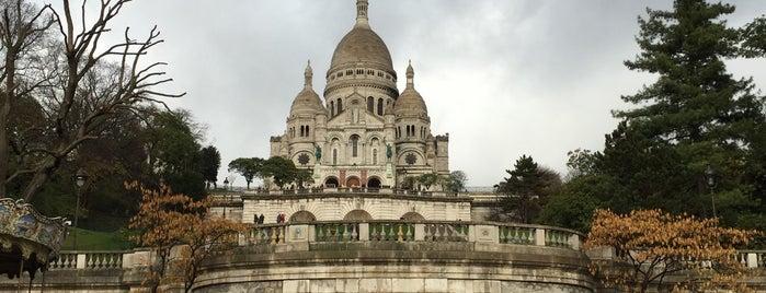 Basilica del Sacro Cuore is one of PARIS.