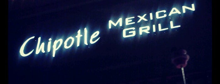 Chipotle Mexican Grill is one of Lugares favoritos de SooFab.