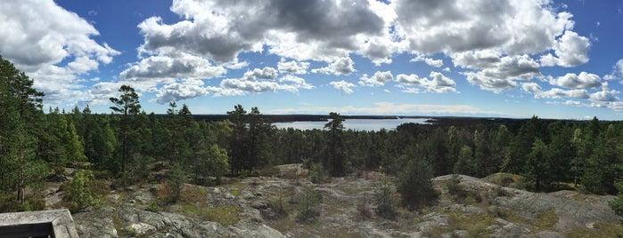Haikkoon näköalakallio is one of Достопримечательности Финляндии.