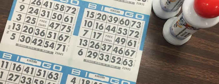 Barry's Bingo is one of Locais salvos de Chelly.