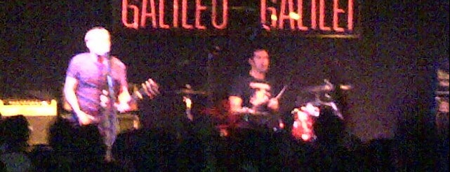Sala Galileo Galilei is one of Madrid Live Music (1/2).