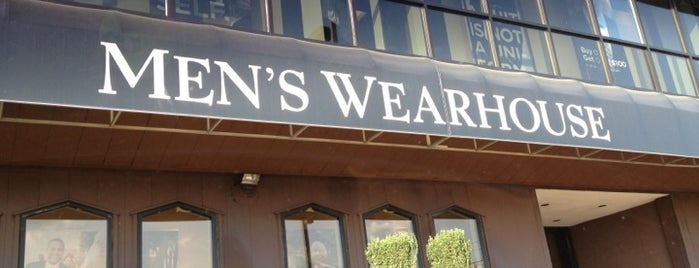 Men's Wearhouse is one of Saved TIPS.