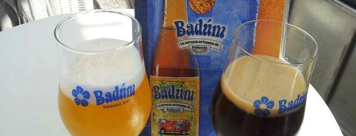 Cervezas Badum is one of Posti che sono piaciuti a Daniel.