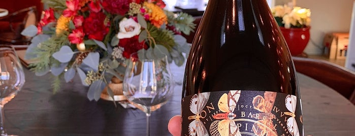 VML Tasting Room is one of Wineweekend.
